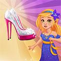 بازی دخترانه طراح کفش