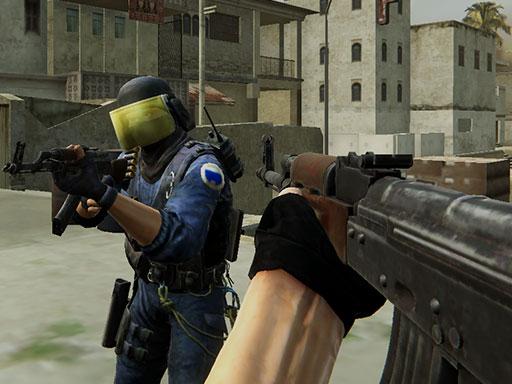 بازی جدید تفنگی Critical Strike Zero