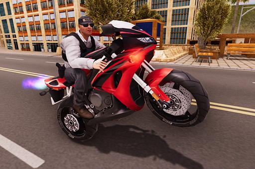 بازی جدید موتور سواری Extreme Bike Driving 3D