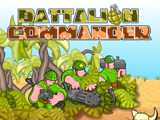 بازی آنلاین گردان فرمانده