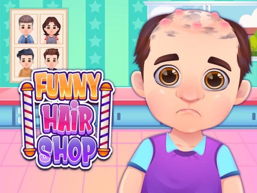 بازی آنلاین پسرونه سالن آرایش