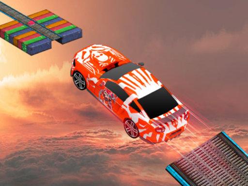 بازی  ماشین سواری Sky Track Racing Master