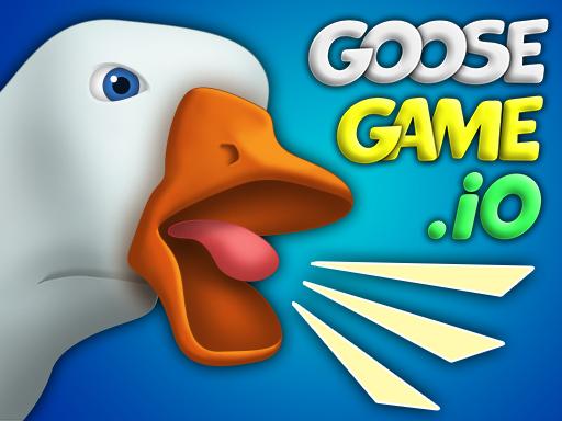 بازی فوق جدید و زیبای غاز GooseGame.io