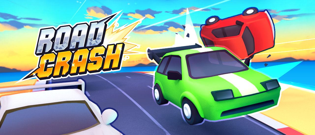 بازی آنلاین ماشینی  تصادف جاده ای