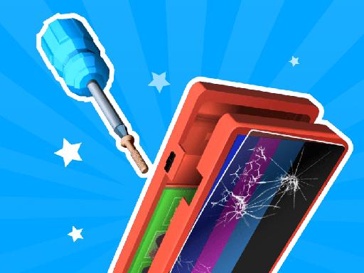 بازی آنلاین تعمییر موبایل جدید