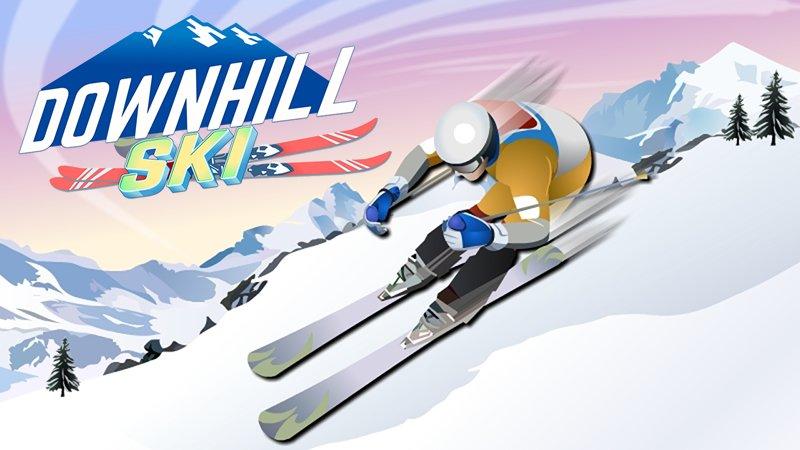 Image بازی آنلاین ورزشی اسکی روی برف