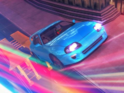 بازی ماشینی Supra Drift & Stunt