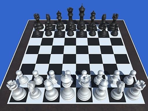 بازی شطرنج آنلاین سه بعدی