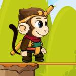 بازی آنلاین مرحله ای میمون