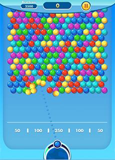 Image بازی آنلاین تیراندازی حبابی
