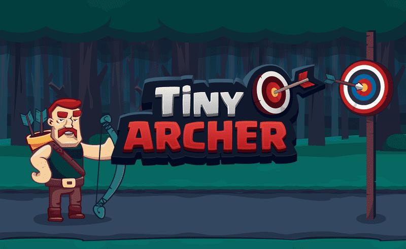 Image بازی آنلاین تیراندازی Tiny Archer