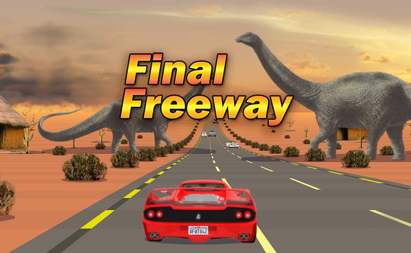 بازی آنلاین رانندگی Final Freeway