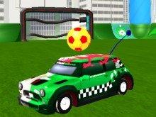 بازی فوتبال ماشین ها برای کامپیوتر