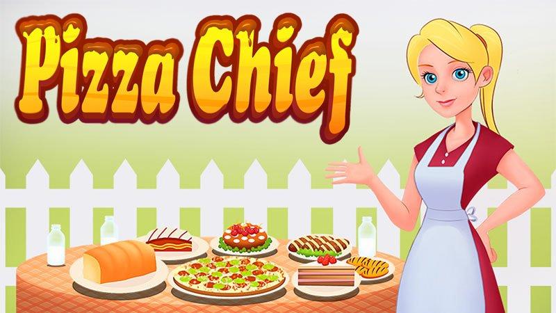 بازی اشپزی پیتزا