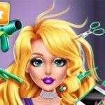 بازی دخترانه آرایشگری السا