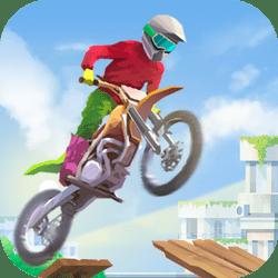 بازی آنلاین مسابقات موتورسواری Moto Maniac