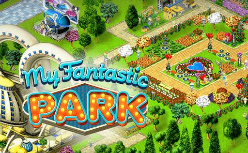 بازی آنلاین پارک فوق العاده من