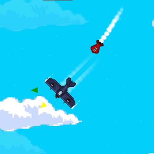 فرار هواپیما جنگی