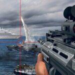 بازی آنلاین تک تیرانداز Maritime Sniper