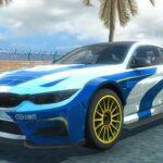 بازی آنلاین ماشین مسابقه ای Miami Super Drive