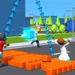 بازی آنلاین سرگرم کننده Jump and Run