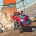 بازی مسابقات رانندگی Derby Car Racing Stunt