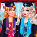 بازی دخترانه انلاین پارتی فارغ التحصیلی