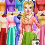 بازی طراحی لباس آنلاین