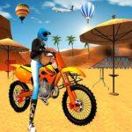 بازی موتورسواری ساحلی