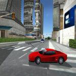 بازی آنلاین شبیه سازی رانندگی در شهر