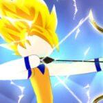 بازی آنلاین جنگی Stick Z Bow
