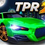 بازی رانندگی Two Punk Racing