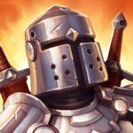 بازی آنلاین و جدید جنگی Knights Fight