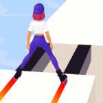 بازی دخترانه اسکیت آنلاین