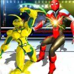 بازی ورزشی آنلاین مبارزه ربات ها