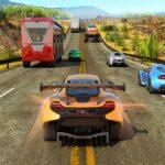 بازی مسابقات رالی در ترافیک