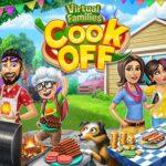 بازی دخترانه آشپزی Virtual Families Cook Off