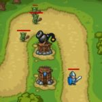 بازی استراتژیک دفاع از قلعه