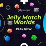 بازی آنلاین دنیای ژله ها