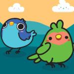 بازی انلاین پرنده های بیباک