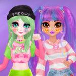 بازی دخترانه انتخاب لباس برای پرنسس