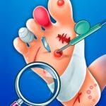 بازی آنلاین جدید Foot Doctor