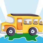 بازی آنلاین پیدا کردن اختلاف School Bus Difference